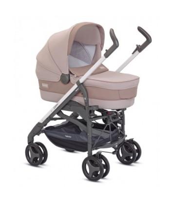 la poussette Inglesina assure un confort optimal à votre bébé
