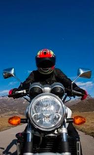 Balise gps pour moto de chez Advanced tracking