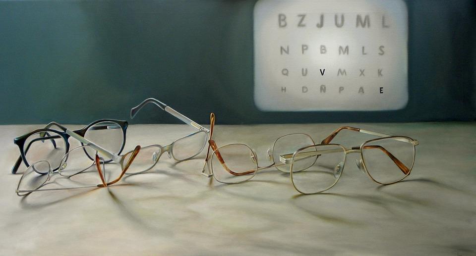 Vision trouble : pourquoi ai-je besoin de lunettes?