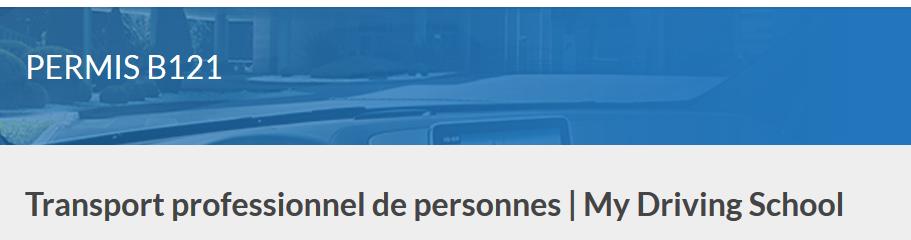 Les permis suisses et leurs formations avec My Driving School Genève